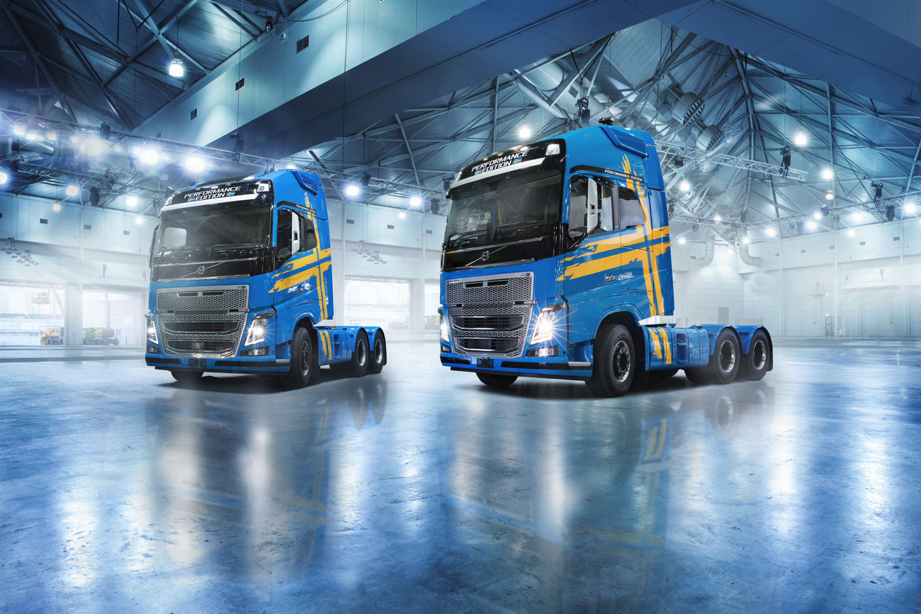 Volvo Performance Trucks