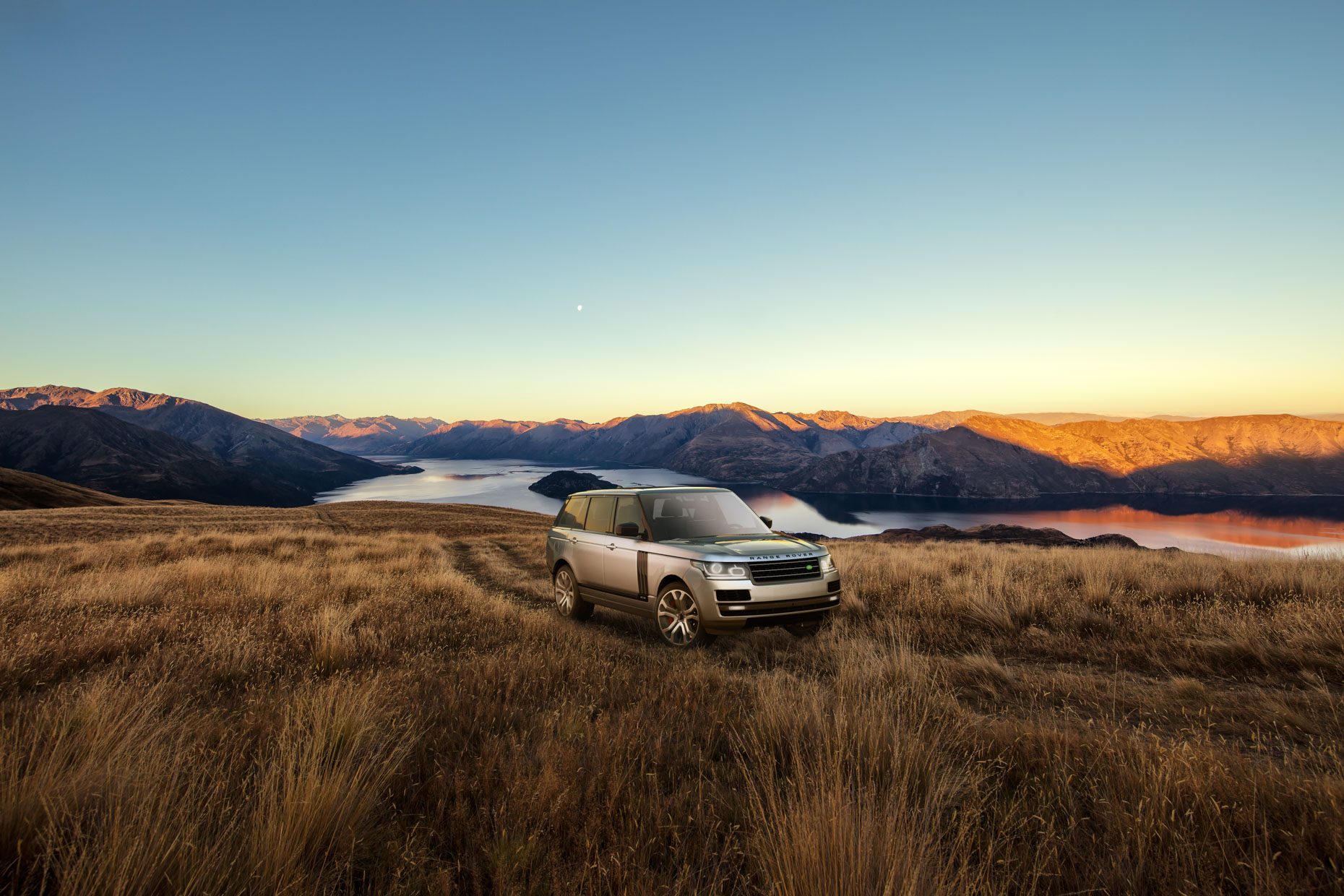 Land Rover New Zealand